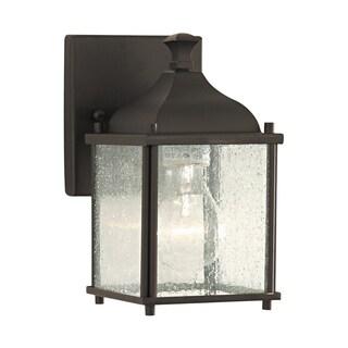 Feiss 1 - Light Wall Lantern, Oil Rubbed Bronze