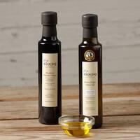 California Extra Virgin Olive Oil and Blackberry Balsamic Vinegar