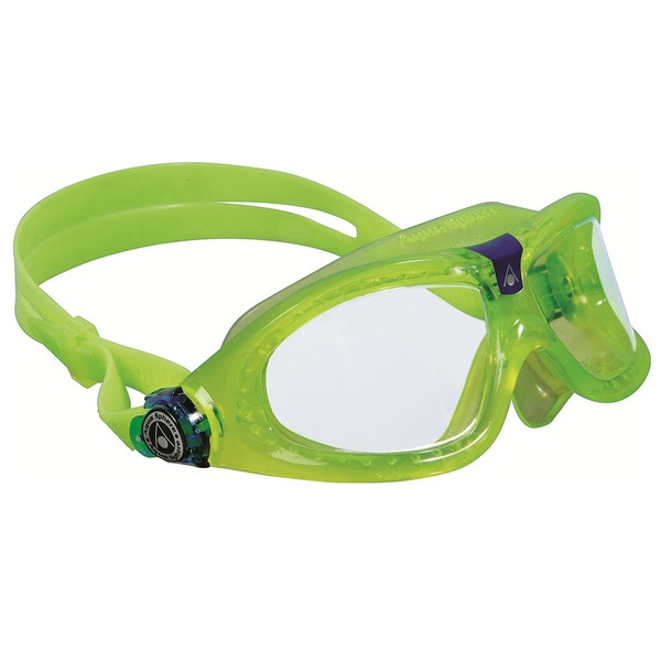 Seal Lime/ Clear Kid's Underwater Goggles