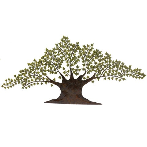 Tree of Harmony Large 92-inch Metal Wall Art Decor