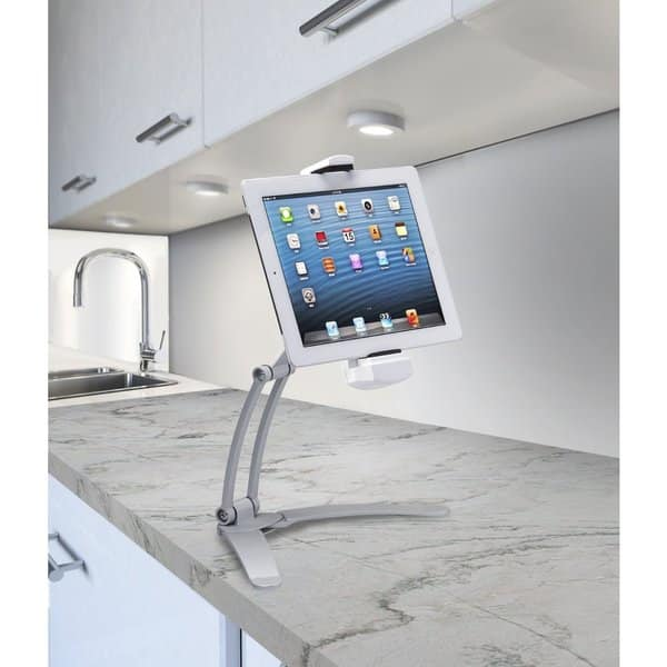 Shop CTA Digital PAD-KMS 2-in-1 Kitchen Mount Stand for iPad ...