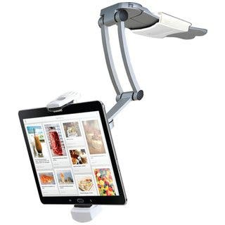 CTA Digital PAD-KMS 2-in-1 Kitchen Mount Stand for iPad Air, iPad mini, Surface, & Other 712 Inch Tablets|https://ak1.ostkcdn.com/images/products/8772266/P16012816.jpg?impolicy=medium
