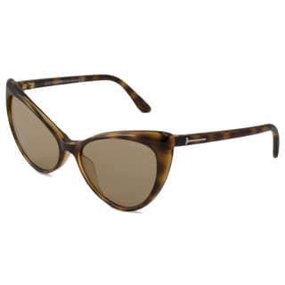 Tom Ford Women's TF0303 Anastasia Cat-Eye Sunglasses