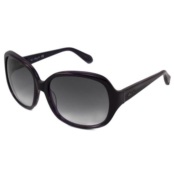 Kenneth Cole Women's KC7031 Rectangular Sunglasses