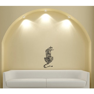 Tiger Vinyl Wall Decal