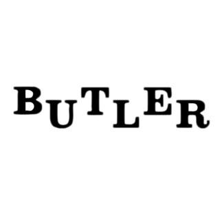 'Butler' Vinyl Wall Decal