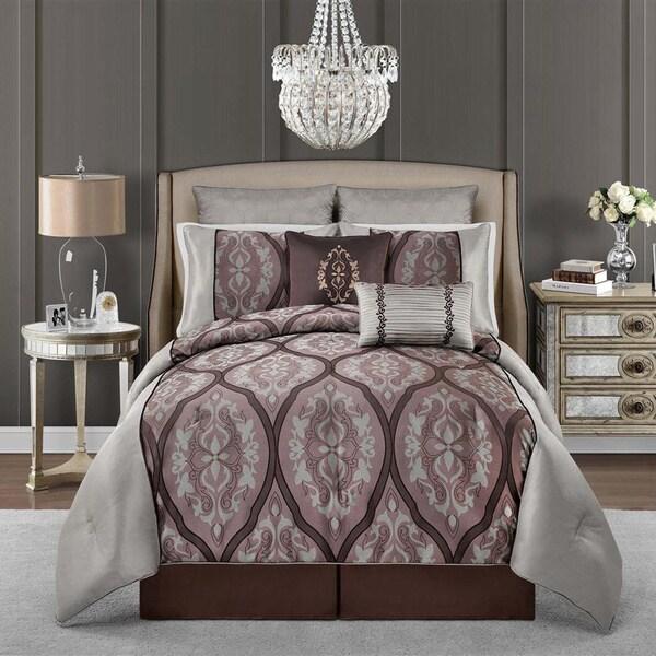 VCNY Valerie 8-piece Comforter Set