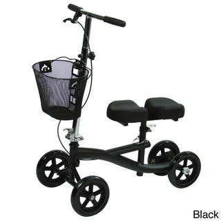 Roscoe Medical Deluxe Knee Scooter Walker|https://ak1.ostkcdn.com/images/products/8774936/P16015147.jpg?impolicy=medium