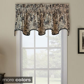 Palmer Toile Wave Window Valance
