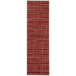 Joseph Abboud Mulholland Ruby Area Rug by Nourison (2'3 x 8')
