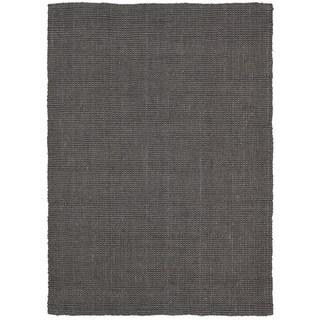 Nourison Mangrove Gunmetal/ Grey Area Rug (9' x 12') by Nourison