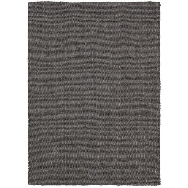 Nourison Mangrove Gunmetal/ Grey Area Rug (9' x 12') by Nourison - 9' x 12'