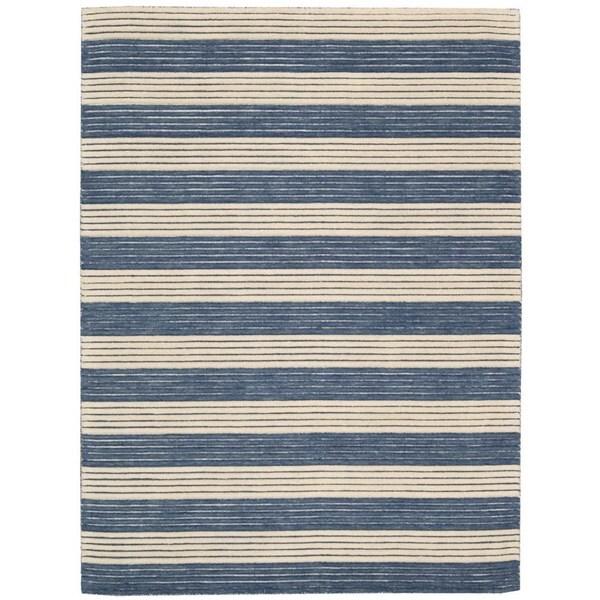 Barclay Butera Ripple Area Rug by Nourison (7'9 x 10'10)