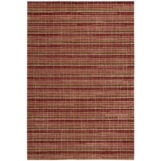 Joseph Abboud Mulholland Ruby Area Rug by Nourison (3'9 x 5'9)