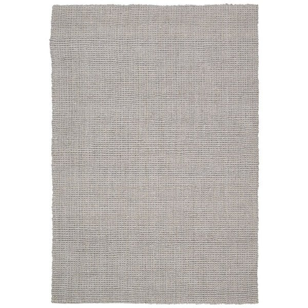 Nourison Mangrove Fog/ Grey Area Rug (9' x 12') by Nourison - 9' x 12'