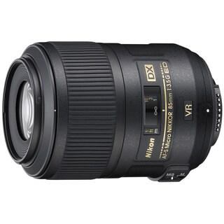 Nikon AF-S DX Micro NIKKOR 85mm f/3.5G ED VR Lens