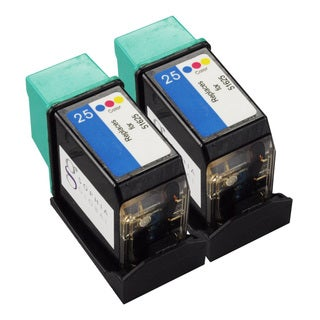Sophia Global Remanufactured HP 25 Color Ink Cartridge Replacement (Set of 2)