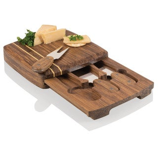 Cordova Crushed Bamboo Cheese Board