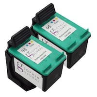 Sophia Global Remanufactured HP 95 Color Ink Cartridge Replacement (Set of 2)