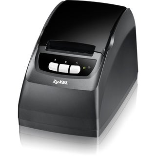 ZyXEL SP350E Direct Thermal Printer - Monochrome - Portable - Receipt