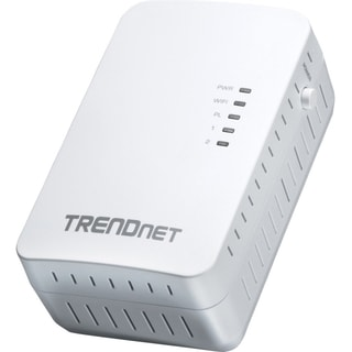TRENDnet TPL-410AP IEEE 802.11n 300 Mbit/s Wireless Access Point - IS