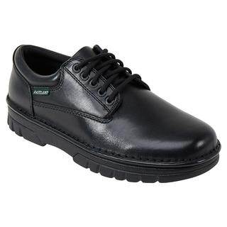 Men's Eastland Plainview Black Leather Oxford Shoe