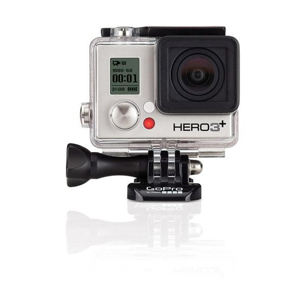 shop gopro hero3 silver edition waterproof 10mp camera with wi fi rh overstock com GoPro Hero 3 Update gopro hero 3 black manual deutsch