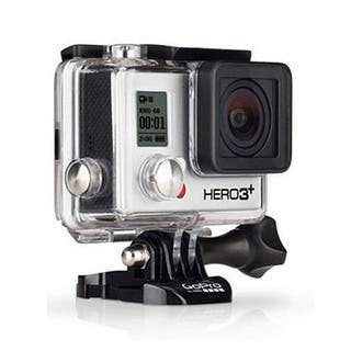 GoPro HERO3+ Silver Edition Waterproof 10MP Camera with Wi-Fi|https://ak1.ostkcdn.com/images/products/8777201/P16017016.jpg?impolicy=medium