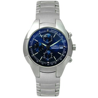 Hush Puppies Men's Chronograph Date Watch
