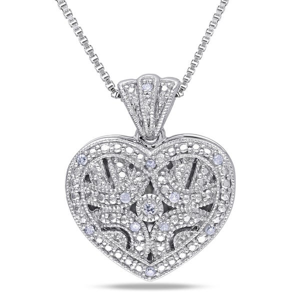 necklace starburst diamond paste filled products and grande c boylerpf fine gold locket ruby
