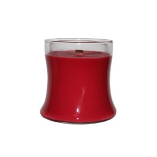 Soy and Wooden Wick Scented 12-ounce Container Candle