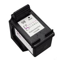 Sophia Global Remanufactured Black Ink Cartridge Replacement for HP 98