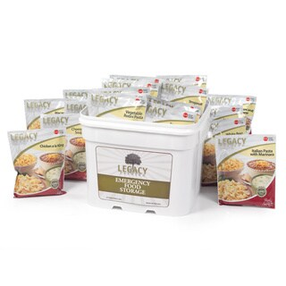 Legacy Premium Food Storage Ultimate Sample Package (183 Servings)