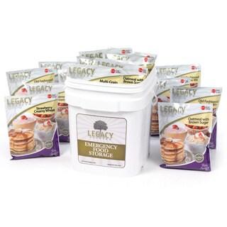 Legacy Premium Food Storage Breakfast Bucket (120 Servings)