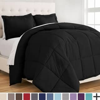 2dc70bcf17b Black Comforter Sets