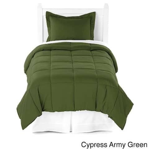 Bare Home Hypoallergenic All-Season Down Alternative Comforter Set