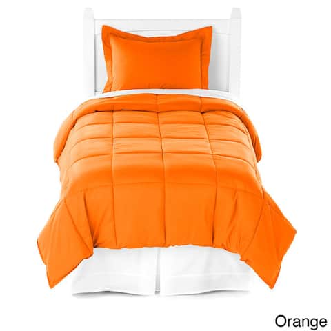 b41ba8c289 color: Orange · SALE. 3.1K. Porch & Den McMillan Premium Down Alternative Comforter  Set