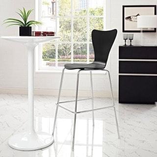 Series 7 Chrome Base Chair Bar Stool