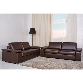 Hampton Coffee 2-piece Sofa and Loveseat Set