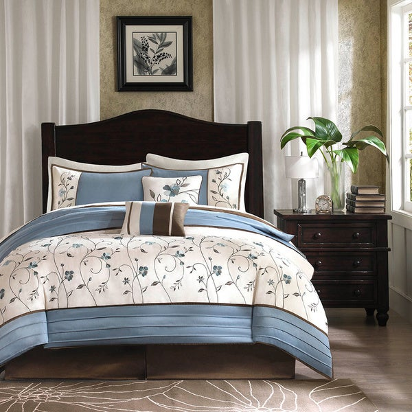 Madison Park Ashlyn 6-piece Comforter Set
