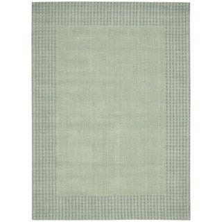 kathy ireland Cottage Grove Mist Area Rug by Nourison (3'9 x 5'9)