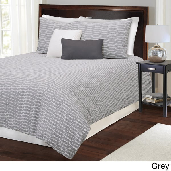 Parker Cotton Duvet Cover Free Shipping Today