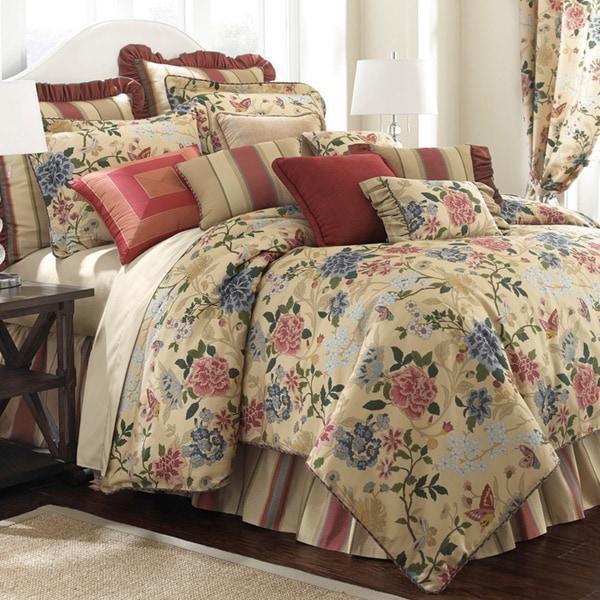 Arboretum 4-piece Cotton Comforter Set