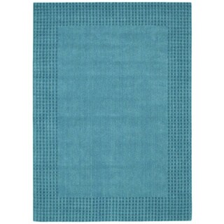 kathy ireland Cottage Grove Ocean Area Rug by Nourison (5'3 x 7'5)