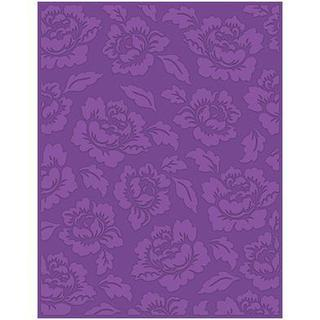eBosser Embossing Folders Universal Size By Teresa Collins - Cabbage Rose