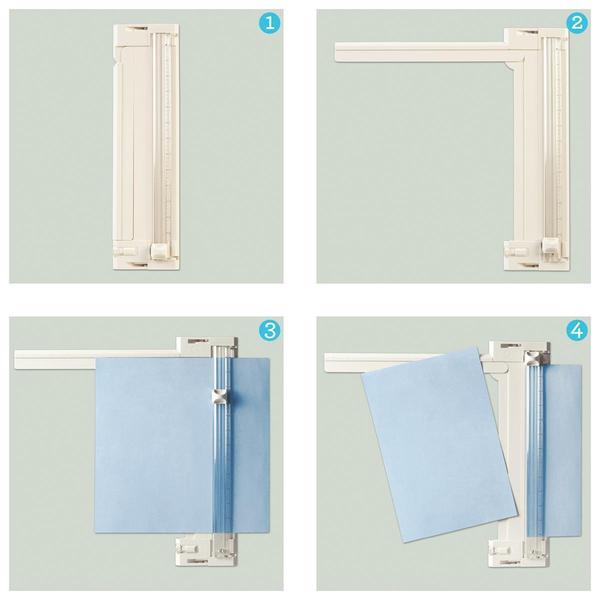 Martha Stewart Portable Paper Trimmer 6 -
