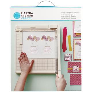 Martha Stewart Heavy-Duty Guillotine Paper Trimmer 12 -