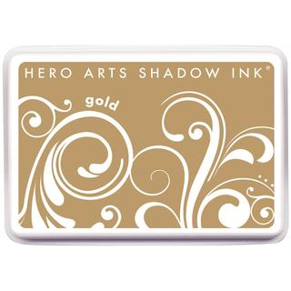 Hero Arts Shadow Inks - Gold
