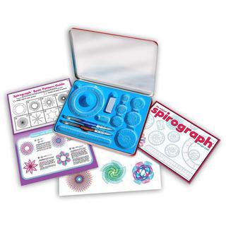 Spirograph Design Set W/Tin -
