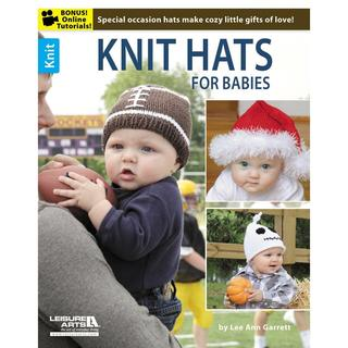 Leisure Arts - Knit Hats For Babies